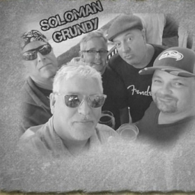 This was me and the rest of the band Soloman Grundy in late 2017, over at Hangar 24 Brewery in Redlands.