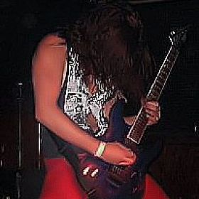 Headbanging along with the rest of your metal band is quite the past time, if I do say so myself! :)