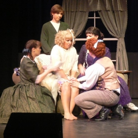 Little Women the Musical