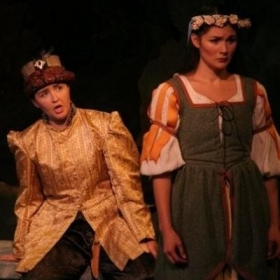 "Me as Medoro in ""Orlando"" by Handel with Bay Area Summer Opera Theater Institute (BASOTI)"