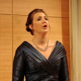 My Masters Recital in May 2009 at San Francisco Conservatory of Music