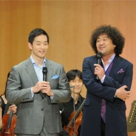 """Another episode on """"Untitled Concert"""" with renowned Japanese Pop violinist, Taro Hakase."""