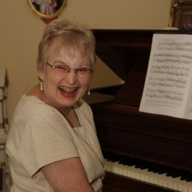 Lillian Simmons, Piano Teacher