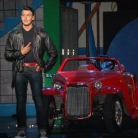 Jayson Ziegenhagen (Spencer Music Artist), Actor/Singer