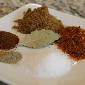 Learn how to cook with different spices