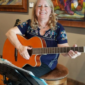 Dee performs for benefits at various venues