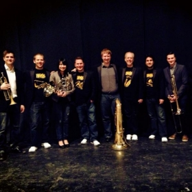 University of Toronto Brass Quintet with Canadian Brass