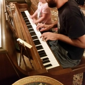 Improvisation with children is incredibly fun and rewarding.