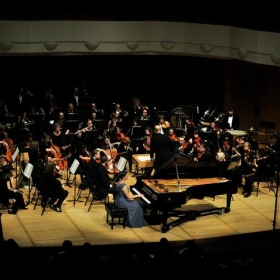 Metro State Piano Concerto Competition, March 2011