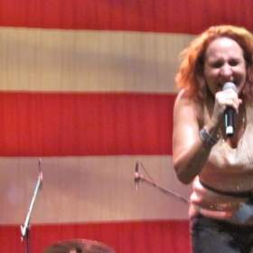 performing at a 9/11 tribute