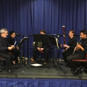 Los Angeles Doctors Symphony Wind Quintet