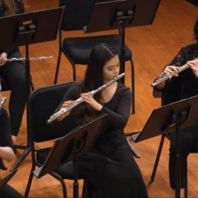 Spring Concert for the University of North Texas Concert Band