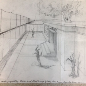 The Library (Pencil)