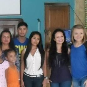 Some of my students from Honduras