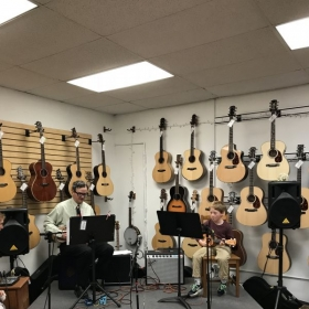 Spring Student Recital At The Guitar Store