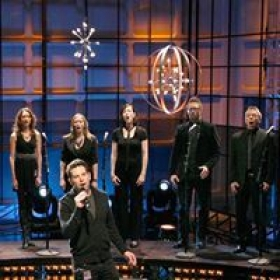 Sang with Chris Mann on The Tonight Show with Jay Leno.