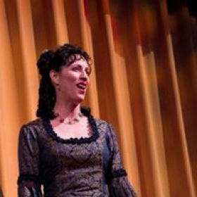 One of my favorite gigs... Voices of Liberty.  I sang with both the Epcot cast and the Disneyland cast.
