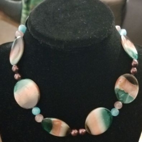Necklace that we can make.
