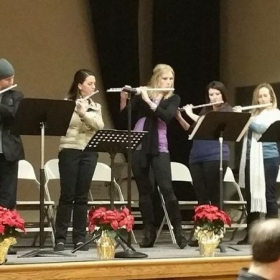 Alpine Flute Choir - Christmas Music