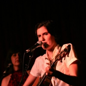 Arrica Rose live at Hotel Cafe