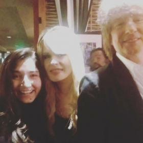 Orianthi and Richie Sambora