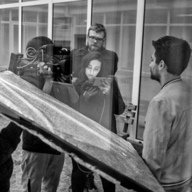 Filmmaking is a collaborative art. The director's job is to lead the collaboration.