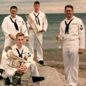 Navy Band Great Lakes, Brass Quintet