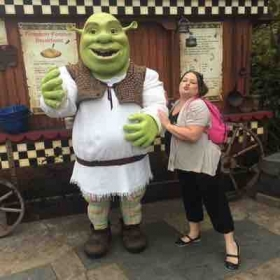 Do you want to dance, Shrek?