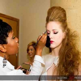 Fashion Show with Crystal G. Hair & Makeup