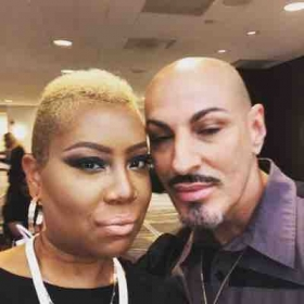 Crystal G. @The MakeUp Show with Roque Cozzette