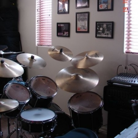 Lou S. - Private Drum Lessons in a custom designed studio!