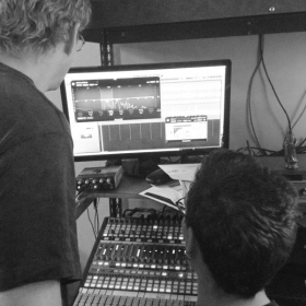 Ren Teaching Film video Production (Sound Editing)