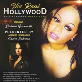 The Real Hollywood Workshop World Tour.