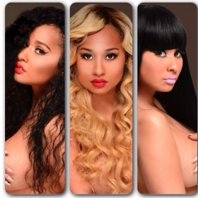 My Client Tammy Rivera, for her hair companies photo shoot