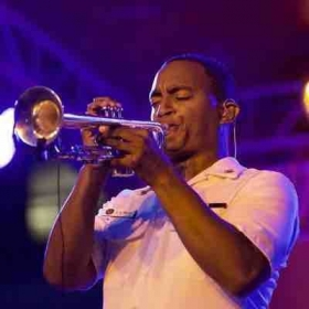 Performing on a Navy Band Tour