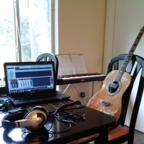 The Home Studio