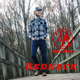 "Cover for my single ""Redneck"""