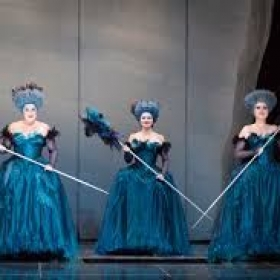 First Lady in The Magic Flute with Houston Grand Opera