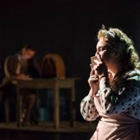 As Eva Crowley in An American Dream World Premiere with Seattle Opera