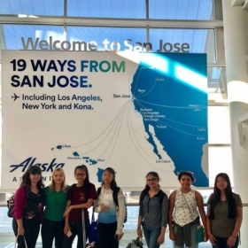 Harp tour to The American Harp Society National Conference 2018