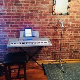 Washington Heights Home Studio