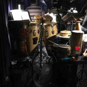 Tarzan musical setup - July 2018