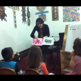 Teaching at Day Care in NYC
