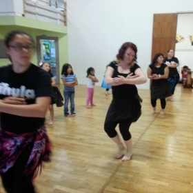 """A """"Mommy and Me"""" Workshop"""