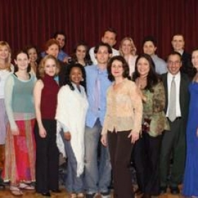 Former Acting Company photo for Theatre Creators Collective, during our North Hollywood Days.