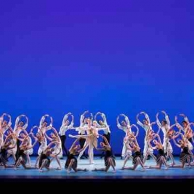 Dancing with The Suzanne Farrell Ballet at The Kennedy Center