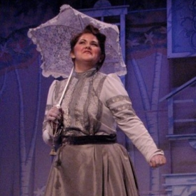 "Countess Charlotte in ""A Little Night Music"""