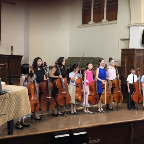 2018 Annual Cello Recital