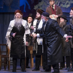 Fiddler On The Roof (Rabbi) Arizona Theatre Company 2017