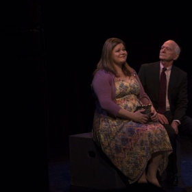 """""""Together Alone"""" (Kameron) ANDTheatre Company.  Boxers and Briefs Short Play Festival in NYC."""